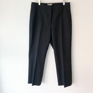 KATE SPADE Live Colorfully Black Cropped Pants
